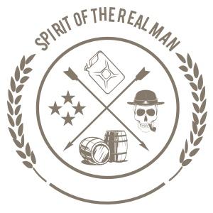 Spirit of the Real Man (Black)